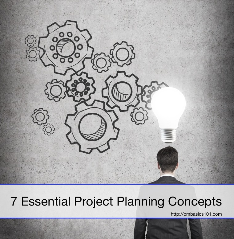 7 Essential Project Planning Concepts