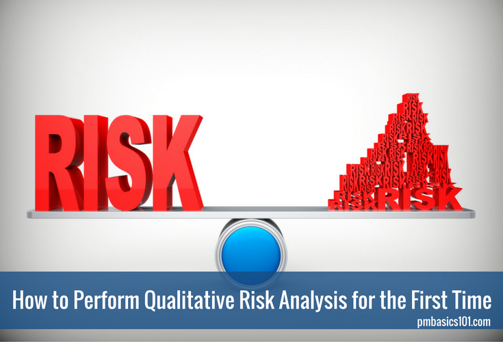 How to Perform Qualitative Risk Analysis for the First Time