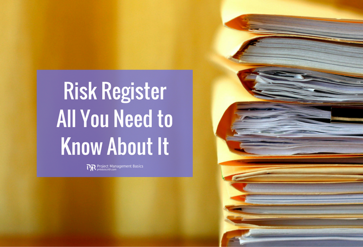 Risk Register – All You Need to Know About It