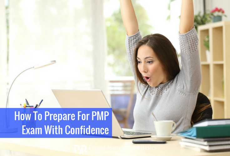 Tips on how to prepare for PMP Exam help a women and now she happy and exited