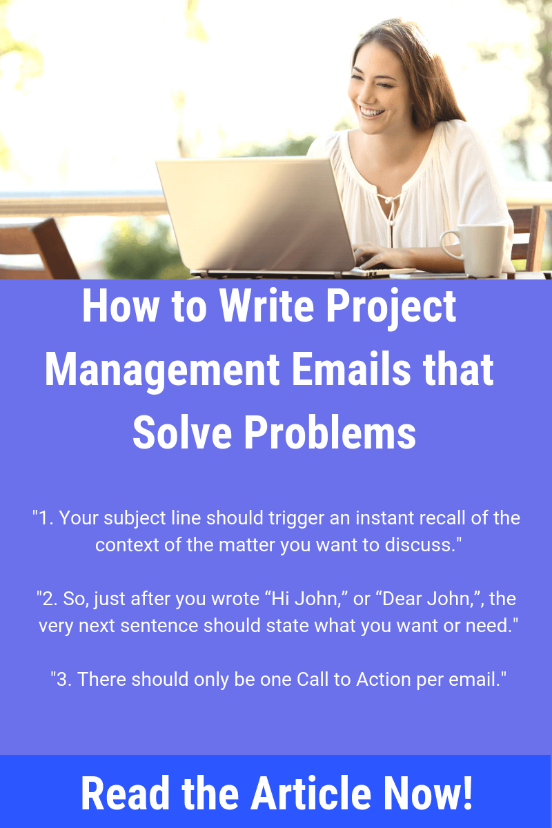 Writing project management emails takes a solid portion of PMs day. To master emails in project management you need to follow specific guidelines. For example, using professional email titles. Learn how to write emails. Read now!