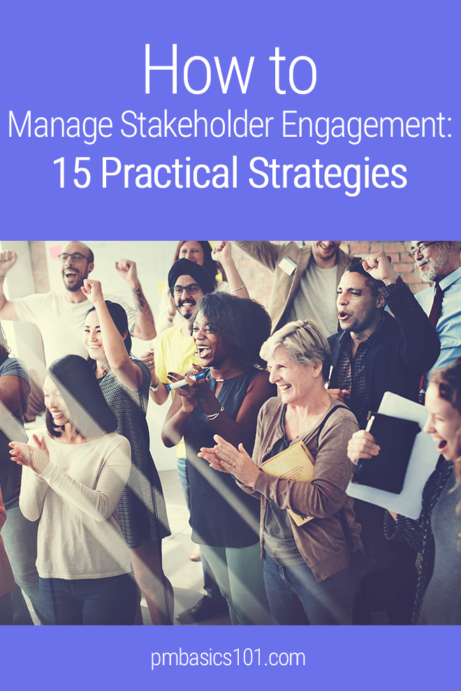 In this article, you will learn how to manage stakeholder engagement. You will cover stakeholder management strategies and I will share a Stakeholder Register template. You will learn how to identify project management stakeholders, analyze, and shortlist them.