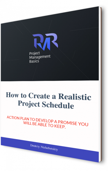 How to Create a Realistic Project Schedule