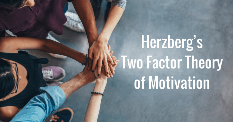 Herzberg's Two Factor Theoryof Motivation in project management
