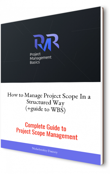 How to Manage Project Scope In a Structured Way