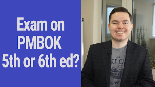 Q&A #1: Should I wait for PMP Exam based on the sixth edition of PMBOK Guide?