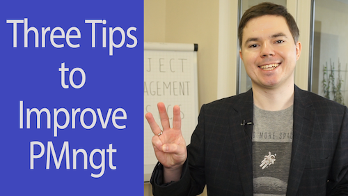 Q&A #7: My top 3 tips to improve efficiency of PM
