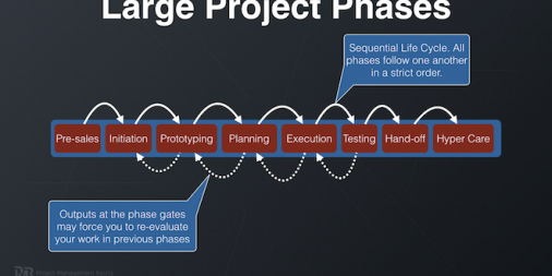 Software Development Life Cycle Large Project