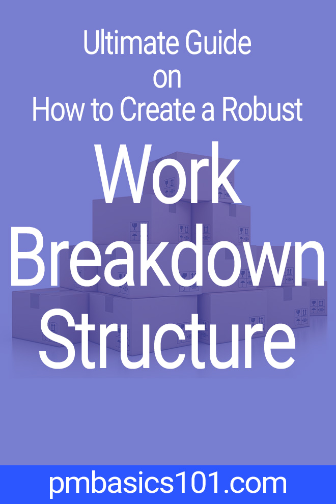 Learn more about the Work Breakdown Structure