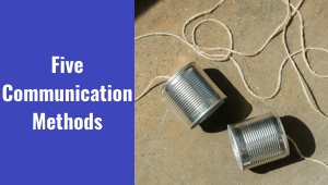 Communication Methods in Project Management