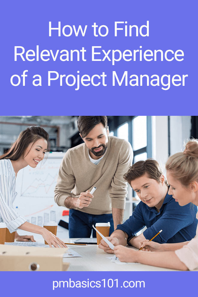 It is difficult to find a relevant experience of a project manager. You need to start with something in a leadership position. But how can you find such opportunities? In fact, there are quite a lot of options. The article to learn about them.