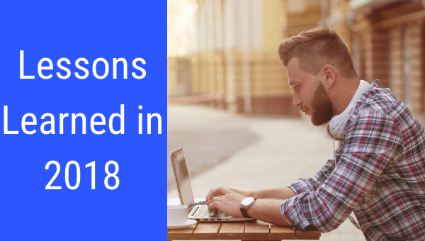 My 4 Lessons Learned in Project Management in 2018