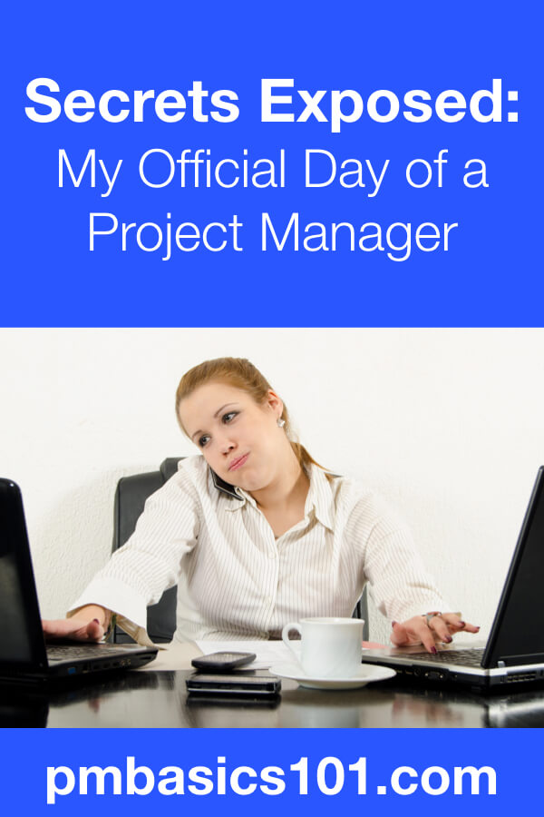 What does a day of a project manager looks like? What does a project manager do the whole day? It differs. There are different stages of a project. They require different focus from a project manager. In general, there is no such thing as a typical day of a PM. All the days are different. But I try to structure them as much as possible. Save the pin and click to read the article. #projectmanagement #projectmanager #career
