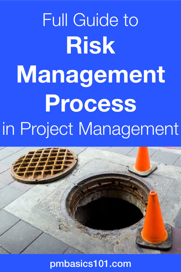 Risk Management Process in Project Management consists of several logical steps. First you plan risk management. Then, you identify, log, and prioritize risks. After that, you develop Risk Response Plans. In this guide, you will find in-depth explanation with examples on each step of the Risk Management Framework. Save the pin and click to read the article. #projectmanagement #riskmanagement #projectmanagementarticles #projectmanagementtips